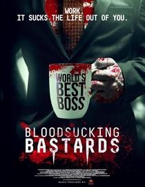 Bloodsucking Bastards - Poster / Capa / Cartaz - Oficial 1