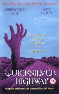 A Maldição de Quicksilver - Poster / Capa / Cartaz - Oficial 5