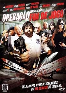 Operação Fim de Jogo - Poster / Capa / Cartaz - Oficial 1