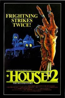 A Casa do Espanto 2 - Poster / Capa / Cartaz - Oficial 4