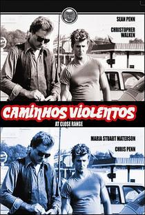 Caminhos Violentos - Poster / Capa / Cartaz - Oficial 7