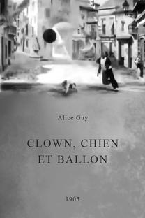 Clown, chien et ballon - Poster / Capa / Cartaz - Oficial 1