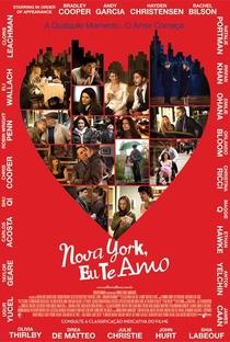 Nova York, Eu Te Amo - Poster / Capa / Cartaz - Oficial 2