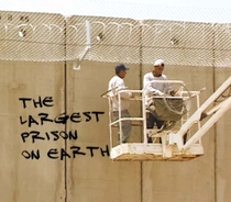 The Largest Prison On Earth - Poster / Capa / Cartaz - Oficial 1