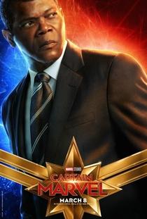 Capitã Marvel - Poster / Capa / Cartaz - Oficial 14