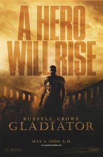 Gladiador - Poster / Capa / Cartaz - Oficial 9