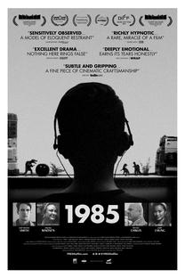 O Ano de 1985 - Poster / Capa / Cartaz - Oficial 2