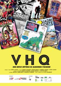 VHQ – Uma breve história do quadrinho paraense - Poster / Capa / Cartaz - Oficial 1