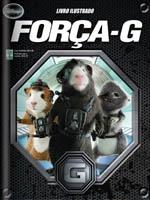 Força G - Poster / Capa / Cartaz - Oficial 3
