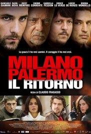 Milano Palermo - Il ritorno - Poster / Capa / Cartaz - Oficial 1