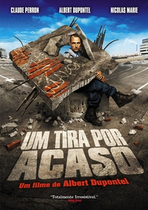 Um Tira por Acaso - Poster / Capa / Cartaz - Oficial 1