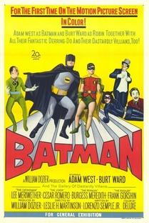Batman, o Homem-Morcego - Poster / Capa / Cartaz - Oficial 1