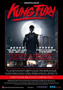 Kung Fury - Poster / Capa / Cartaz - Oficial 2