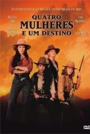 Quatro Mulheres e um Destino - Poster / Capa / Cartaz - Oficial 1