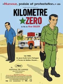 Quilômetro Zero - Poster / Capa / Cartaz - Oficial 2