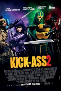 Kick-Ass 2 - Poster / Capa / Cartaz - Oficial 14