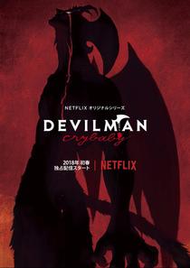 Devilman Crybaby - Poster / Capa / Cartaz - Oficial 1