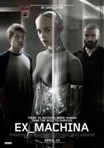 Ex Machina: Instinto Artificial - Poster / Capa / Cartaz - Oficial 4