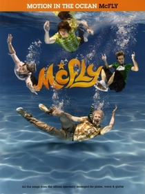 McFLY - Motion In The Ocean Special Tour Edition (2006) - Poster / Capa / Cartaz - Oficial 1