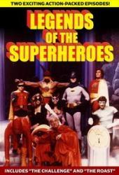 Legends of the Superheroes (1ª Temporada) - Poster / Capa / Cartaz - Oficial 2