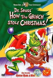 Como o Grinch Roubou o Natal! - Poster / Capa / Cartaz - Oficial 1
