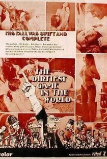 The Dirtiest Game in the World - Poster / Capa / Cartaz - Oficial 1