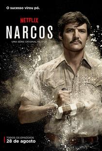 Narcos (1ª Temporada) - Poster / Capa / Cartaz - Oficial 8