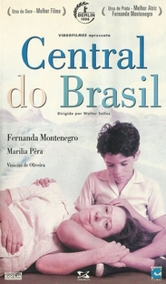 Central do Brasil - Poster / Capa / Cartaz - Oficial 8