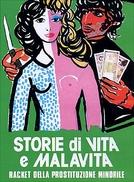 Racket della prostituzione minorile (Storie di vita e malavita)