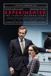 O Experimento de Milgram - Poster / Capa / Cartaz - Oficial 3