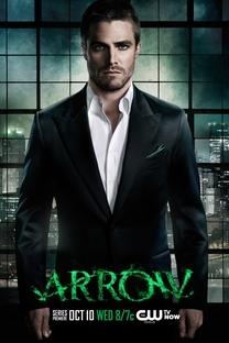 Arrow (1ª Temporada) - Poster / Capa / Cartaz - Oficial 7