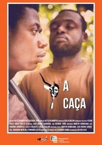 A Caça - Poster / Capa / Cartaz - Oficial 1