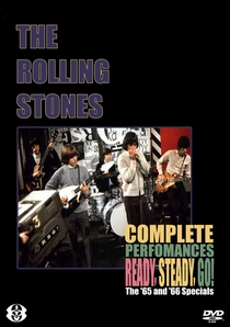 Rolling Stones - Complete Ready Steady Go! - Poster / Capa / Cartaz - Oficial 1
