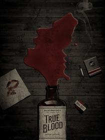 True Blood (4ª Temporada) - Poster / Capa / Cartaz - Oficial 2