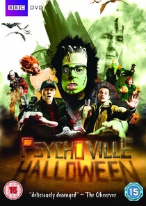 Psychoville Halloween Special - Poster / Capa / Cartaz - Oficial 1