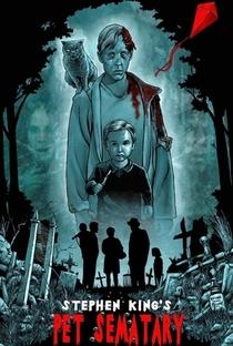 Cemitério Maldito - Poster / Capa / Cartaz - Oficial 8