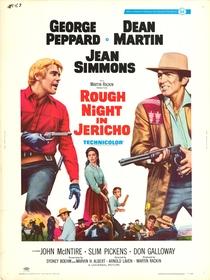 A Noite dos Pistoleiros - Poster / Capa / Cartaz - Oficial 1