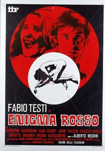 Enigma Rosso - Poster / Capa / Cartaz - Oficial 5
