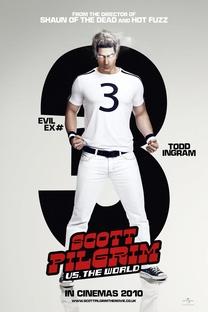 Scott Pilgrim Contra o Mundo - Poster / Capa / Cartaz - Oficial 10
