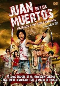 Juan dos Mortos - Poster / Capa / Cartaz - Oficial 11