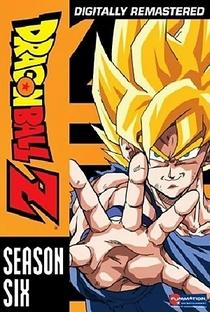 Dragon Ball Z (6ª Temporada) - Poster / Capa / Cartaz - Oficial 3