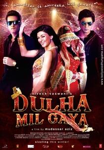 Dulha Mil Gaya - Poster / Capa / Cartaz - Oficial 1