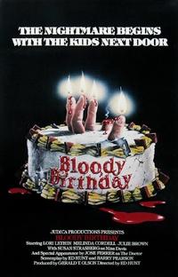 Aniversário Sangrento - Poster / Capa / Cartaz - Oficial 8
