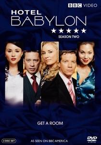 Hotel Babylon (2ª Temporada) - Poster / Capa / Cartaz - Oficial 1
