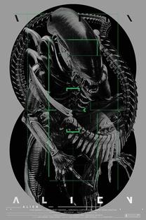 Alien: O Oitavo Passageiro - Poster / Capa / Cartaz - Oficial 11