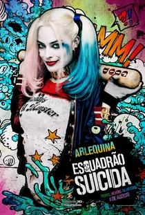 Esquadrão Suicida - Poster / Capa / Cartaz - Oficial 26