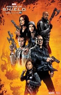 Agentes da S.H.I.E.L.D. (4ª Temporada) - Poster / Capa / Cartaz - Oficial 3