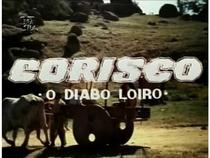 Corisco, O Diabo Loiro - Poster / Capa / Cartaz - Oficial 2