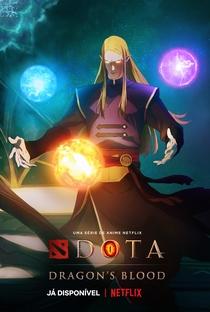 DOTA: Dragon's Blood - Poster / Capa / Cartaz - Oficial 4