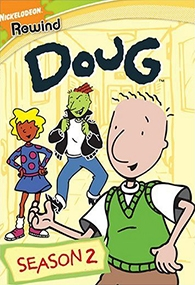 Doug (2ª Temporada) - Poster / Capa / Cartaz - Oficial 1